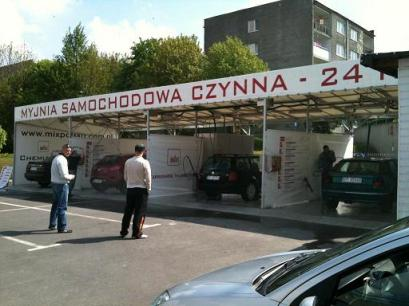 Poland Car Wash